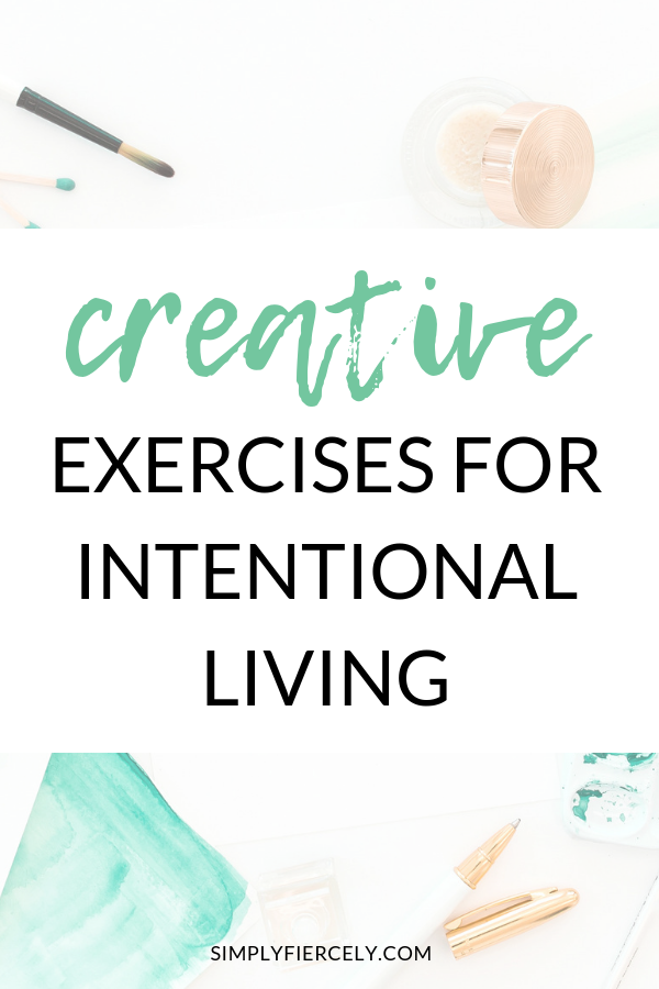 When my brain goes into overdrive, I find it really helpful to take a time out and reset my compass – so make yourself a hot drink, get out your journal and some colourful pens, and take a moment to recharge with one of these fun, creative exercises to inspire intentional living.