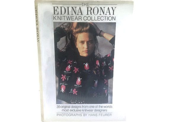 Edwina Ronay Knitwear Collection Vintage by ButtermilkCottage