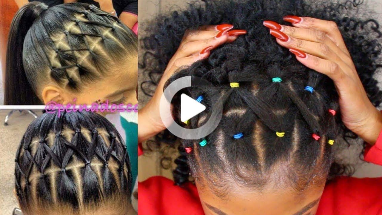 Pin On Cute Hairstyles For Black Women