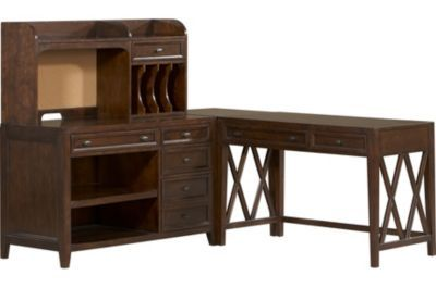 Home Offices, Yorkston L Shaped Desk, Home Offices