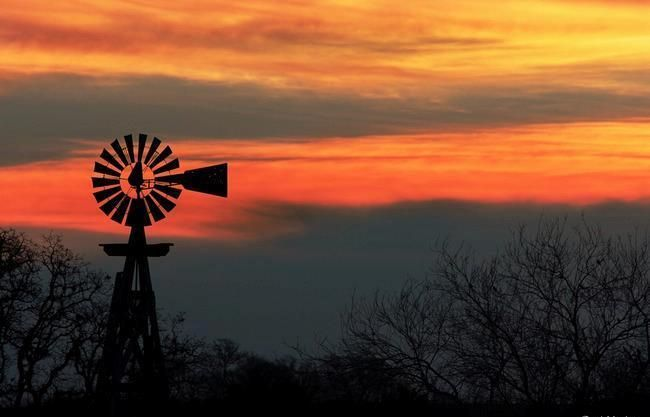 Texas Hill Country Sunrise | Texas Hill Country Sunrise ...
