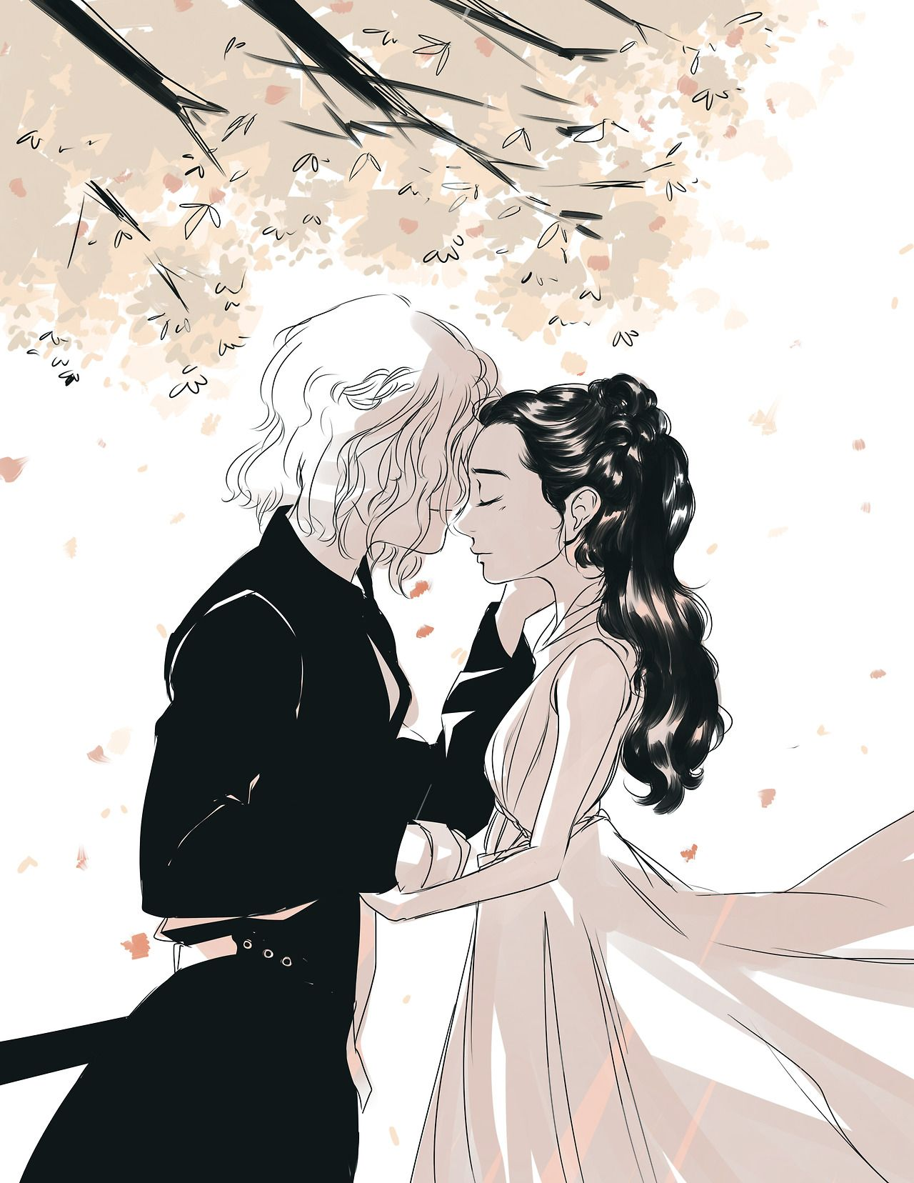 Prince Rhaegar loved his Lady Lyanna, and thousands died for