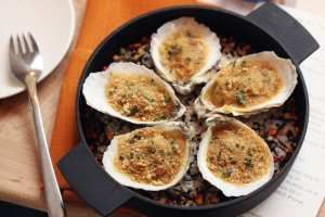 Emma Scalloped Oysters Recipe