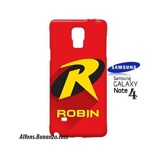 Robin Superhero Samsung Galaxy Note 4 Case