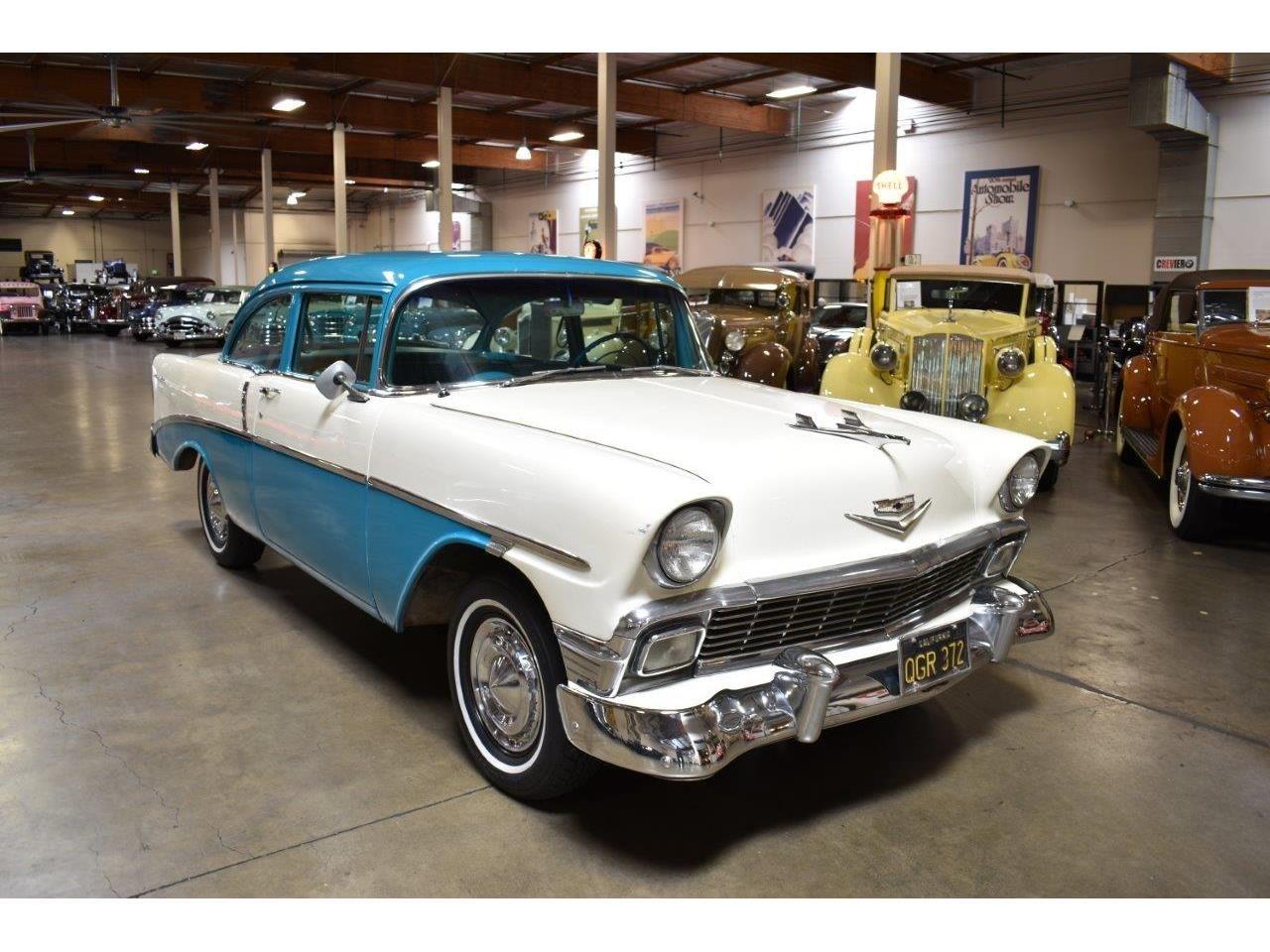 1956 Chevrolet Bel Air 2Door Sedan Chevrolet bel air