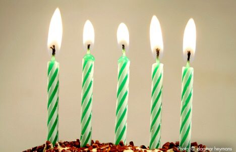 Green Birthday Candles Candles Wallpaper Birthday Birthday Bash