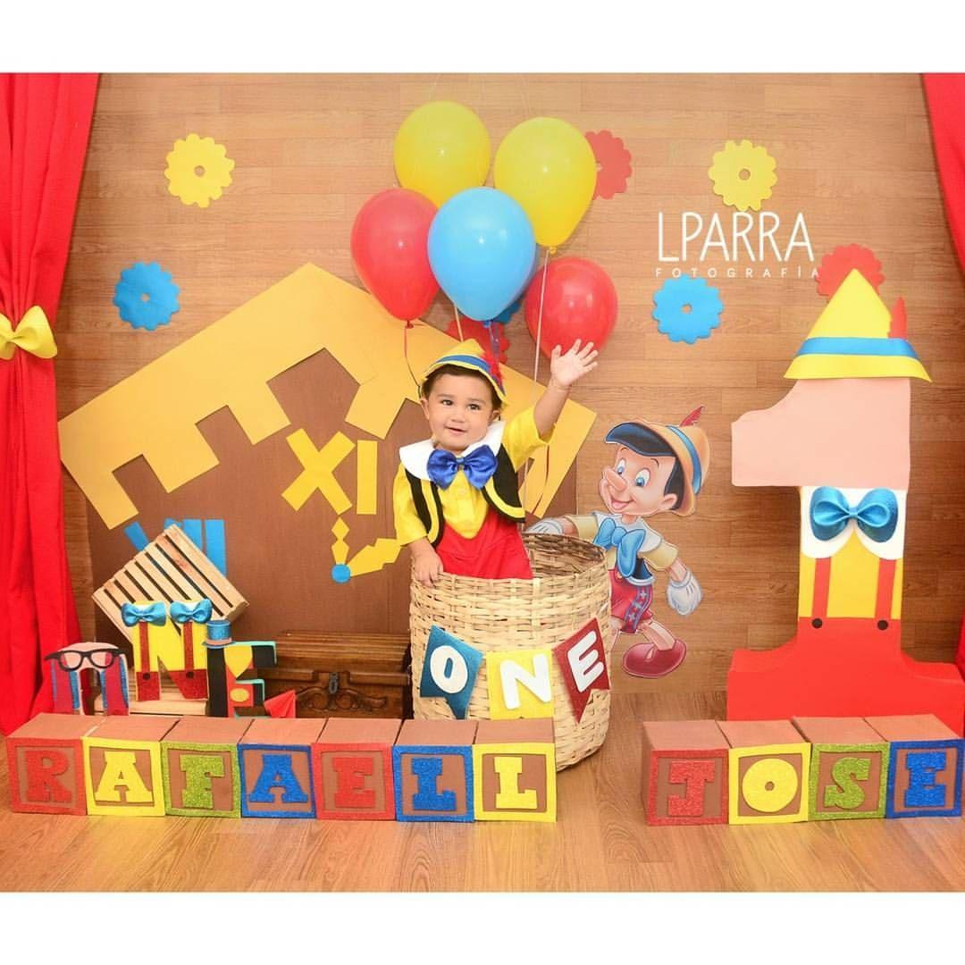 Pinocho Pinocho Decoracion De Fiestas Infantiles Decoraciones De Fiestas Para Bebes