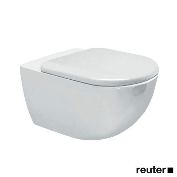 discount website duravit architec wallmounted washdown toilet l w 36 cm white with wondergliss