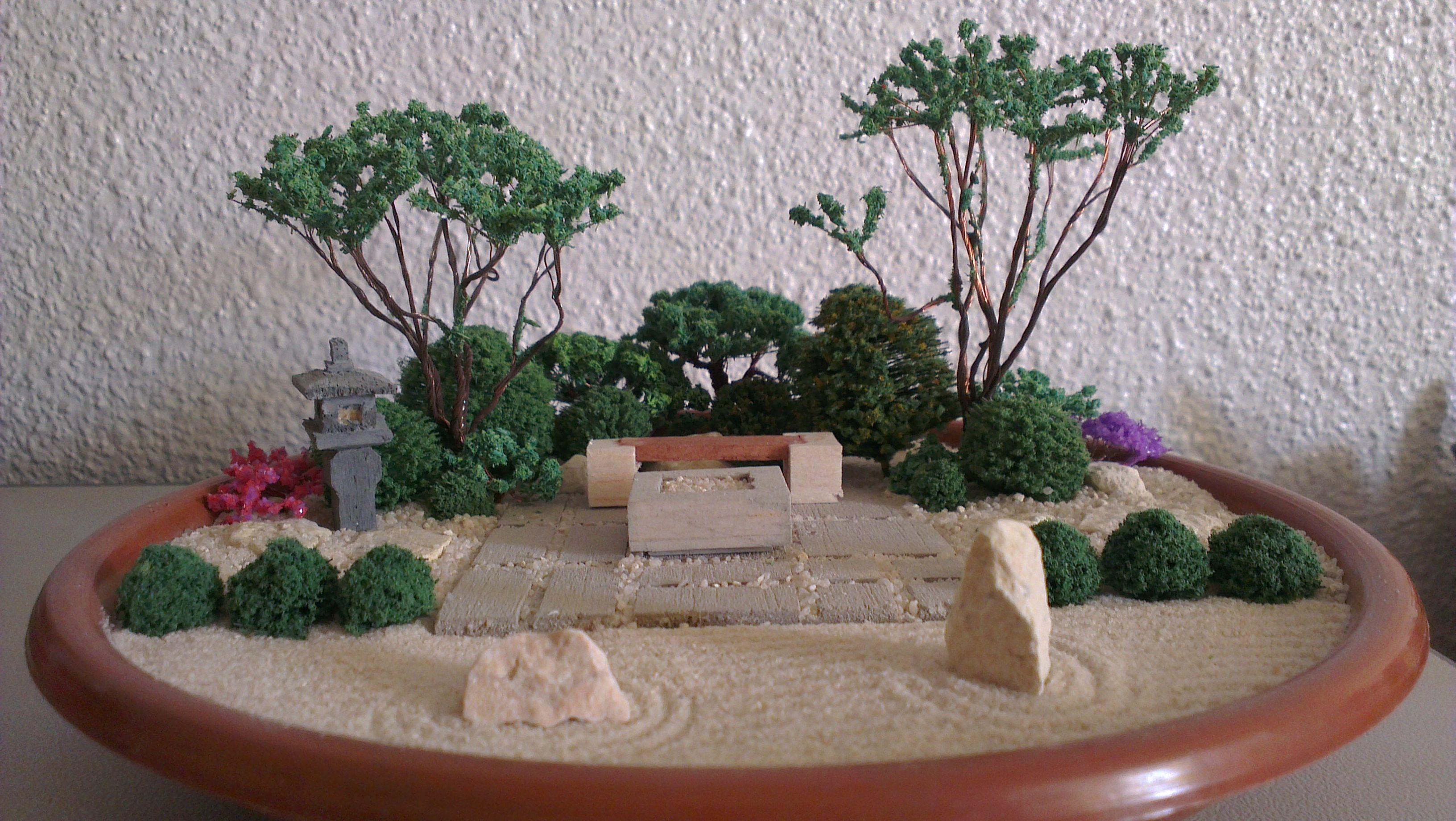 Pin By Kara Bickerstaff On Miniature Zen Garden Mini Zen Garden Zen Garden Zen Rock Garden