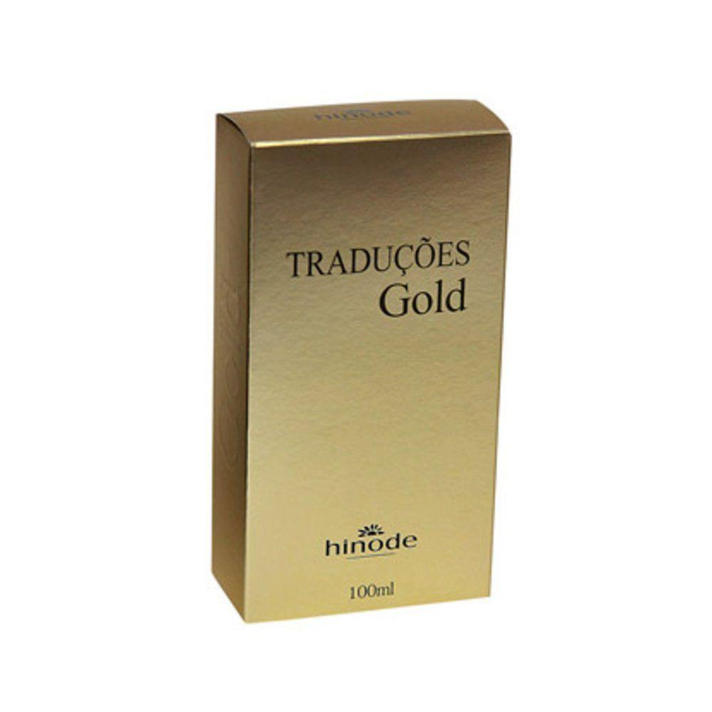 Traduções Gold Masculino 100ml GOLD 17 (2317) - Hinode