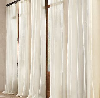 Sawdust and Stitches: Cheapest and Easiest Curtains, EVER! - For the ...
