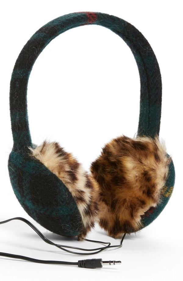 Lauren Ralph Lauren Ancient Headphone Earmuffs. Original! :)
