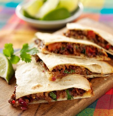 Meat free chicken pieces mexican quesadillas recipe meat free chicken pieces mexican quesadillas forumfinder Gallery