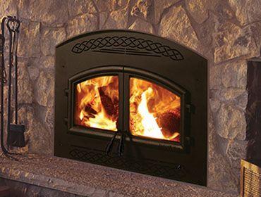 Wood Burning Fireplaces Heatilator Wood Fireplaces With Images