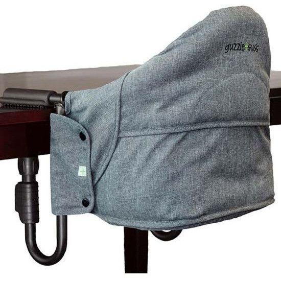 Guzzie + Guss Perch Portable Hanging Table High Chair | Clip