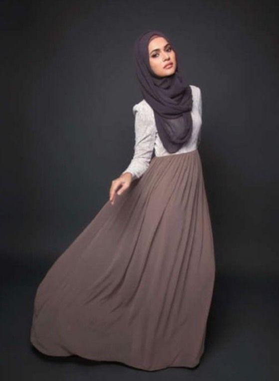 Model Baju Muslim Casual Terbaru Untuk Anak Muda Busana Muslim In