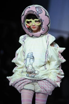 BIFT, Taiwan - China Fashion Week