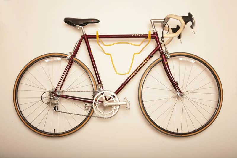 10 Designer Bike Storage Solutions For Your Wall | CycleLove