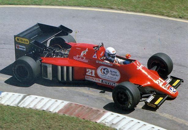 1984 Spirit 101 - Hart (Mauro Baldi)