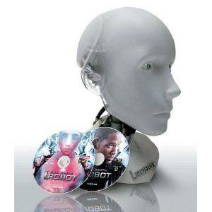 I Robot Deluxe Sonny Head