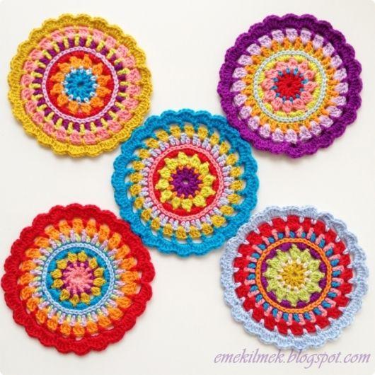 Crochet Motifleri Mandala Tig Isi Pinterest xqvYZ6Kw