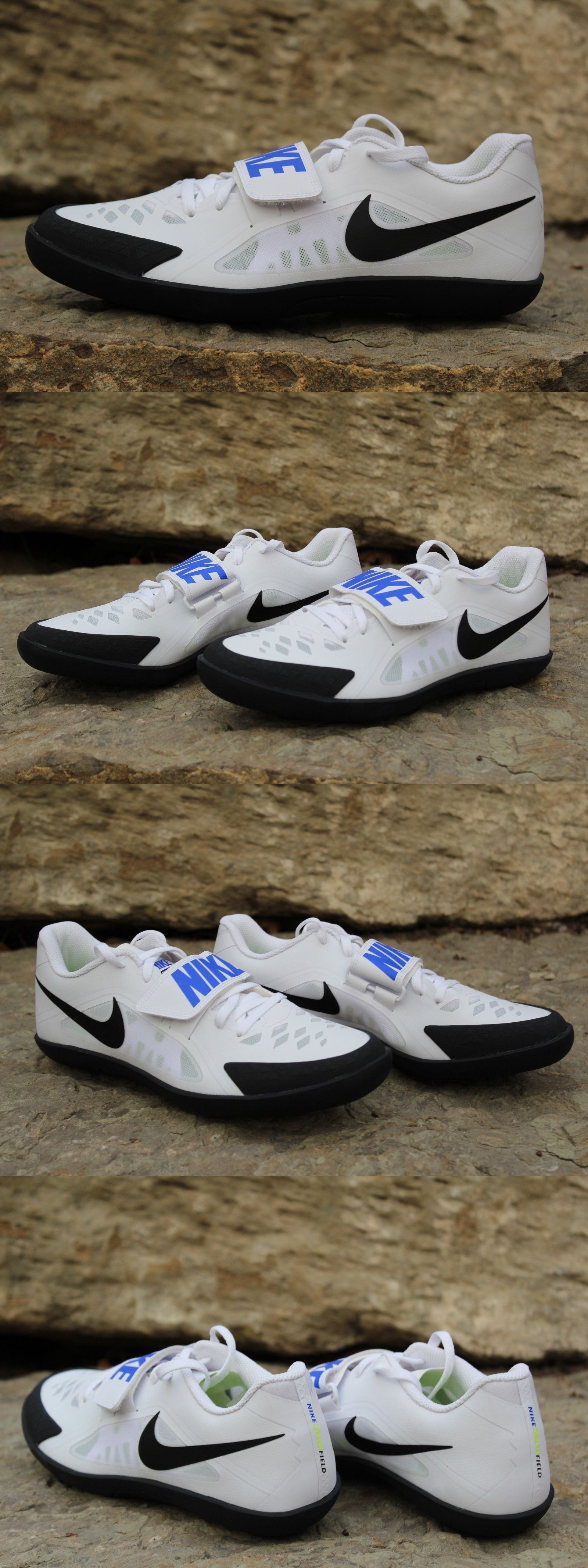 Track and Field 106981: 15 New Mens Nike Zoom Rival Sd 2 Shot Put Discus