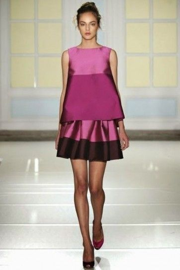 Photo of Radiant orchid look di Temperley London