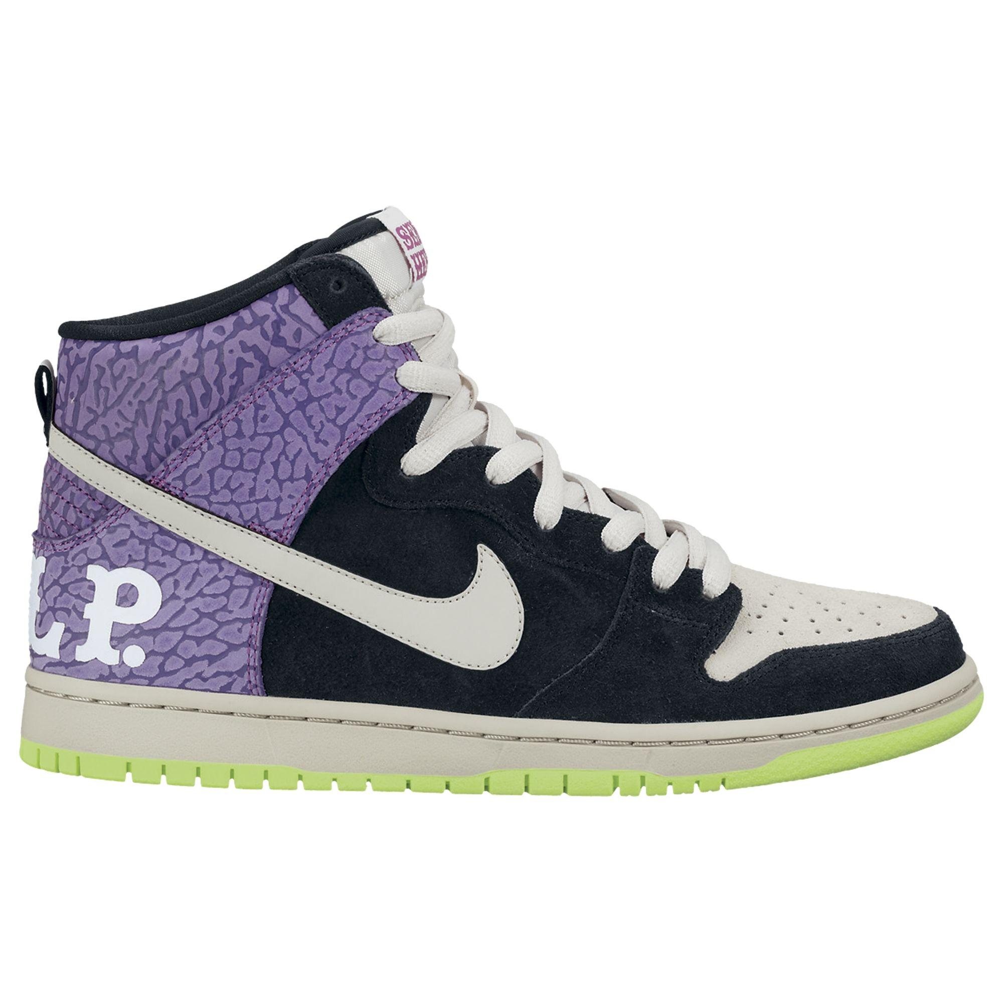 f6eb48b846 Tênis Nike SB Dunk High Premium Send Help 2 www.pegasos.com.br #sneakers  #nike_sb #pegasos