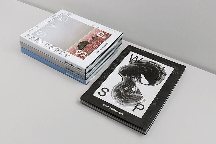 Australian studio M35 designs collateral for creative conference Semi-Permanent.