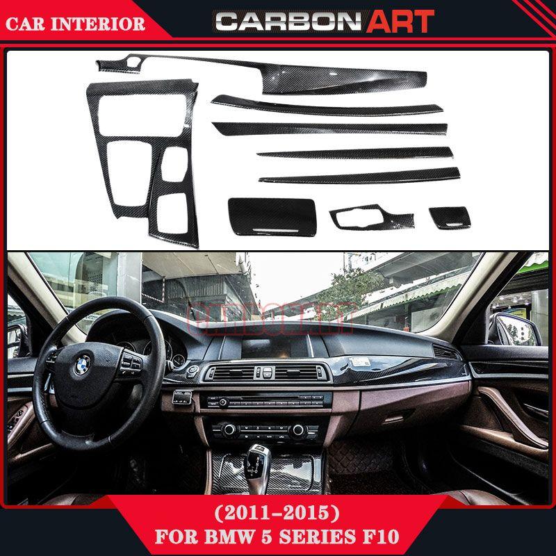 F10 Carbon Car Interior Repair Sticker Parts Car Interior Design