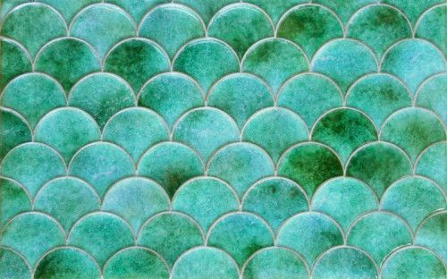 Green | Tiles by Il Monile
