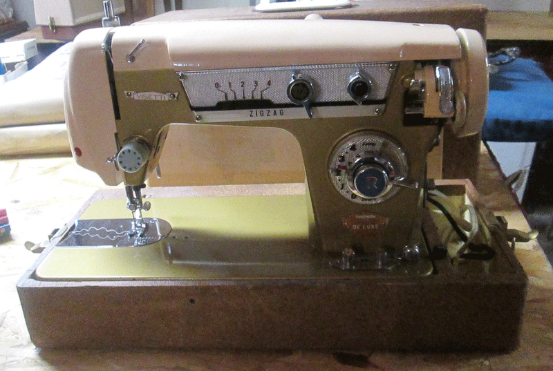 My Sewing Machine Obsession: Some Vintage Japanese Made ZigZag ... : bailey quilting machine - Adamdwight.com