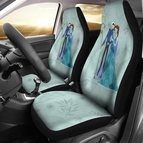 Terrific Jack Sally Car Seat Covers 7 Gearwanta Nightmare Bralicious Painted Fabric Chair Ideas Braliciousco