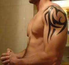 Pin By Betsy Logan On Tatoo Ideas Tribal Tattoos For Men Mens Shoulder Tattoo Tribal Shoulder Tattoos
