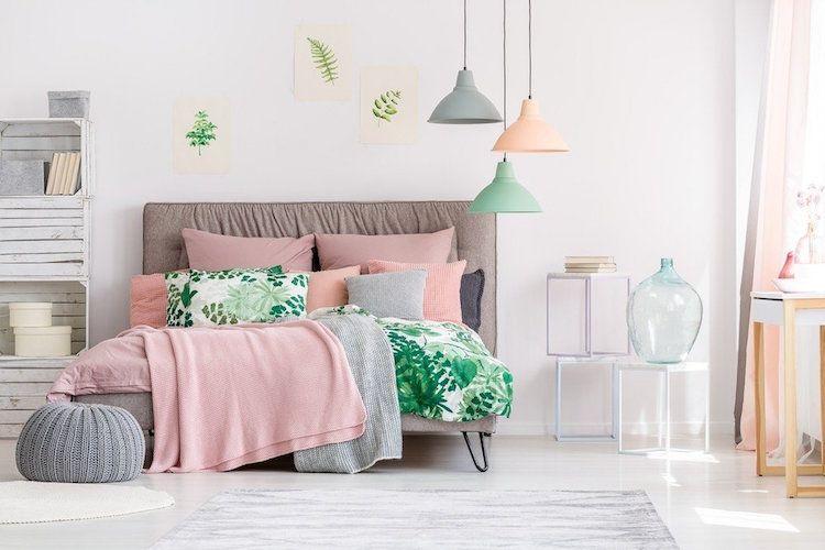 Découvrez comment intégrer les couleurs pastel à la décoration d ...
