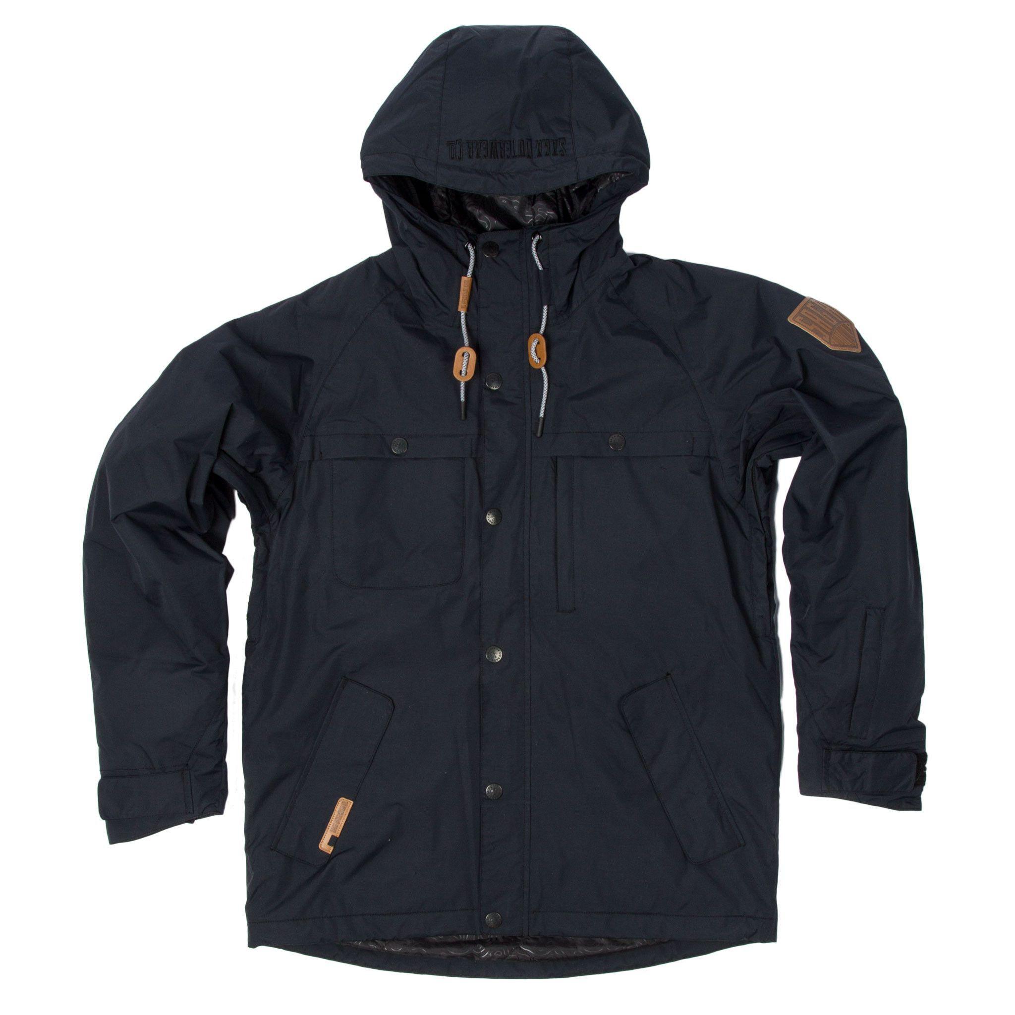Mutiny Jacket Saga Outerwear Jackets Clothes [ 2048 x 2048 Pixel ]
