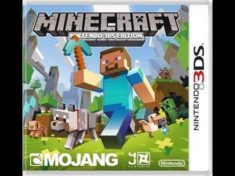 Minecraft Nintendo DS Edition Unboxing Gaming Pinterest - Minecraft soldaten spiele