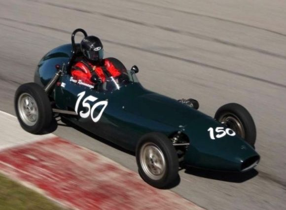 1959 Elva Formula Junior Speedsport Pinterest Classic Cars