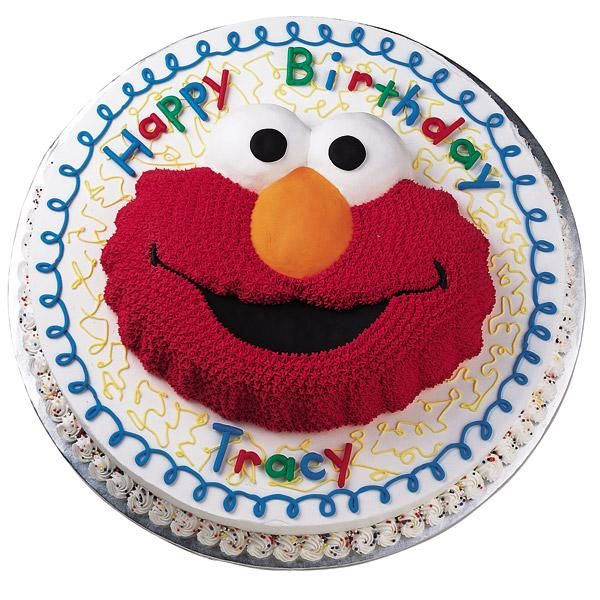 This Elmo Birthday Cake Will Put A Smile On Your Childs Face