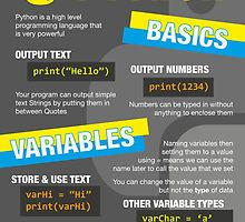 Intro To Python Poster Computer Science Gcse 1 By Lessonhacker Computer Science Python Basic Programming