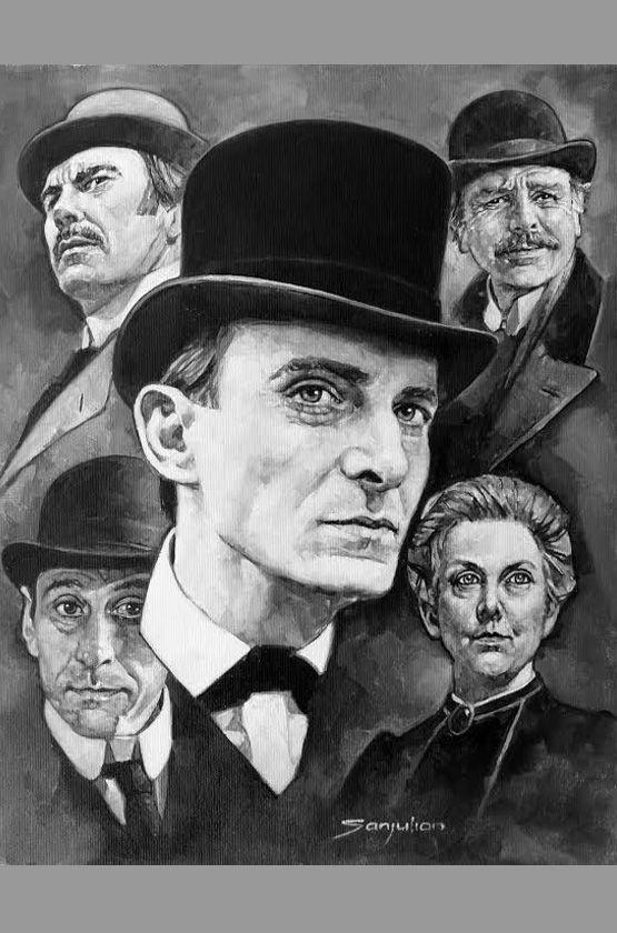 Jeremy Brett Sherlock Holmes 8x10 Photo Print