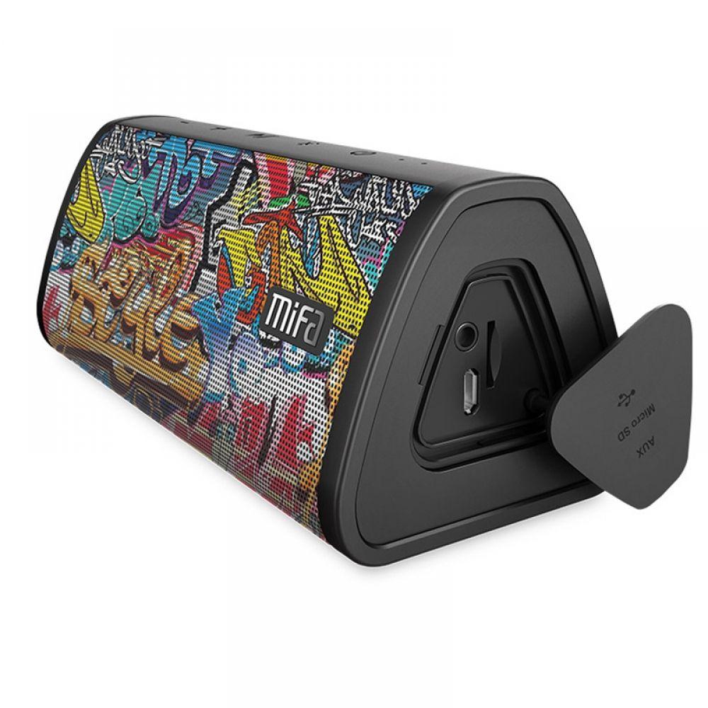Graffiti Printed Wireless Bluetooth Speaker Bluetooth Speakers Portable Wireless Speakers Bluetooth Wireless Speakers