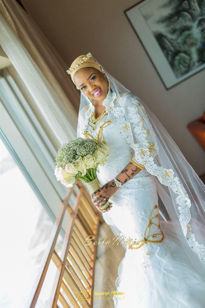 Iradat Faruq Onikijipa Abdulrahman Akanbi S Grand Ilorin Lagos Wedding George Okoro Photography