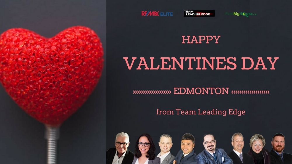 EDMONTON VALENTINES DAY MLS LISTINGS