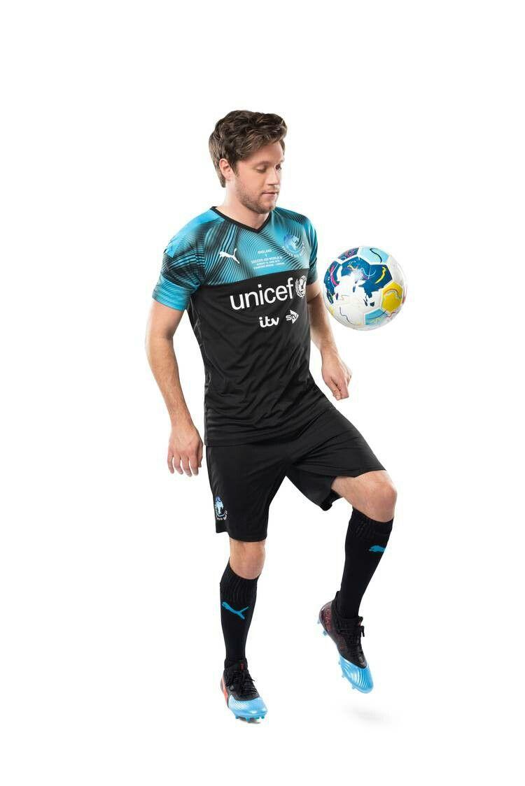 Niall Horan Joins Soccer Aid S World Xi Team Soccer Aid Niall Horan Naill Horan