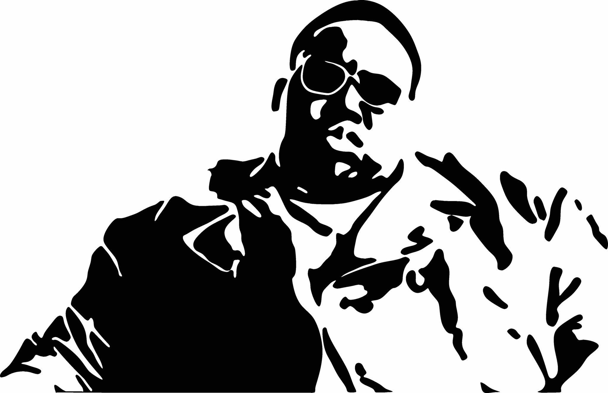 Big papa vinyl decal graphic choose your color and size busta rhymes biggie smalls