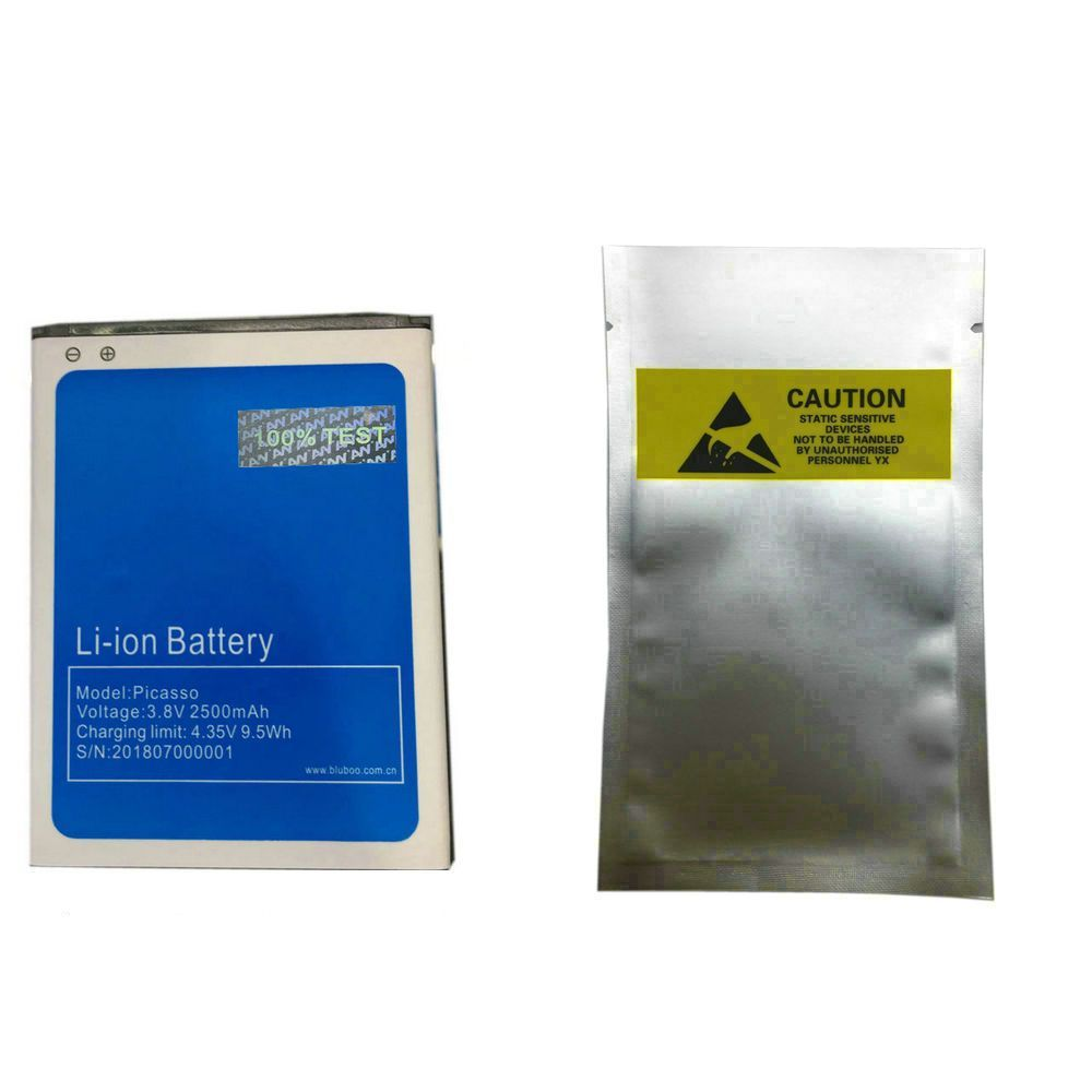 3dad94193d9 2500mAh Battery For Bluboo Picasso 3G 4G Mobile Phone Batteries Tested In  Stock Free Shipping original