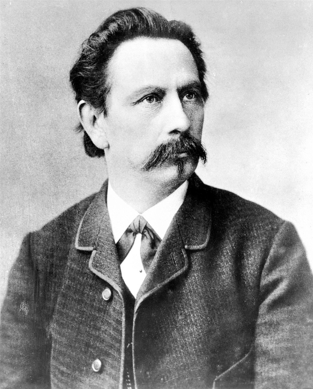 Karl Benz Designed And Built
