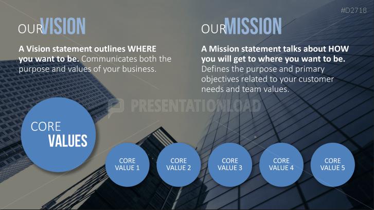 Vision mission statements powerpoint template mission statement vision mission statements powerpoint template toneelgroepblik Choice Image