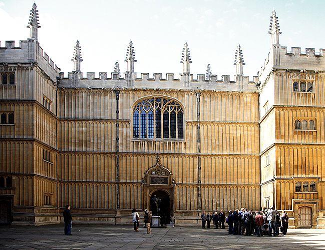 Bodleian Library Wrest Park Luton Carfax Tower Magdalen